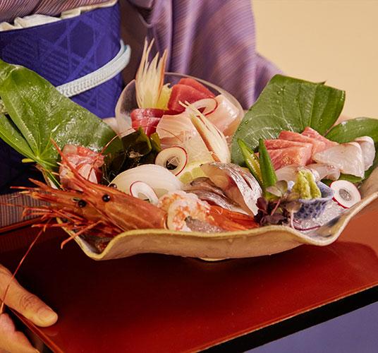 Hakubai at The Kitano Hotel New York Hotel