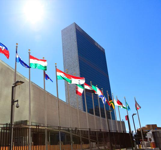 New York United Nations Headquarters