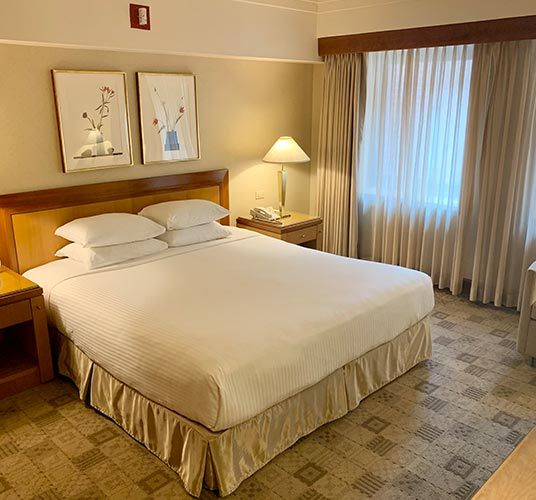 Accessible King Superior in The Kitano Hotel New York Hotel