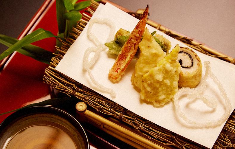 Hakubai Japanese Restaurant in The Kitano New York Hotel