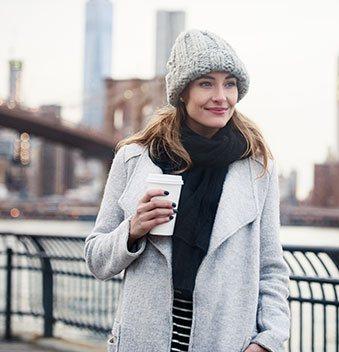 Autumn - Winter in Hotel New York