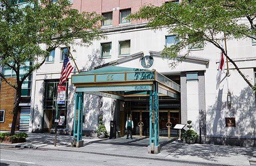 Autumn - Winter in The Kitano New York Hotel