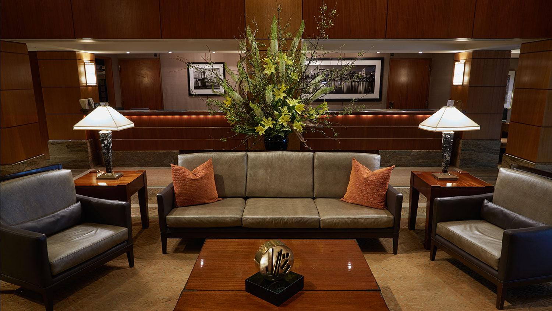 Art & History of The Kitano Hotel New York