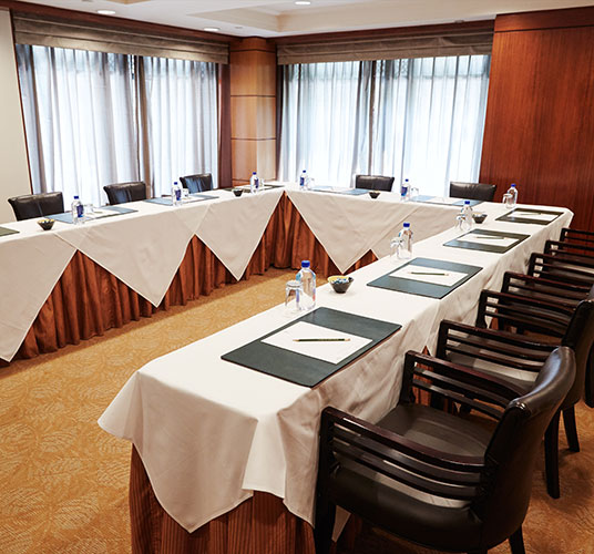 Cherry Blossom Room at The Kitano Hotel New York Hotel