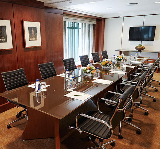 Magnolia Boardroom at The Kitano Hotel New York Hotel