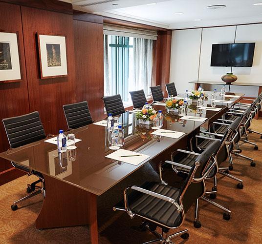 Magnolia Boardroom at The Kitano Hotel New York Hotel