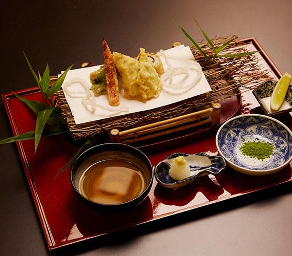 Hakubai Japanese Restaurant Menu