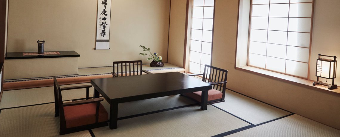 Tatami Suite of The Kitano Hotel New York Hotel