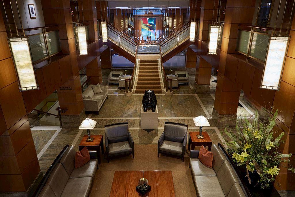 Amenities of The Kitano Hotel New York Hotel