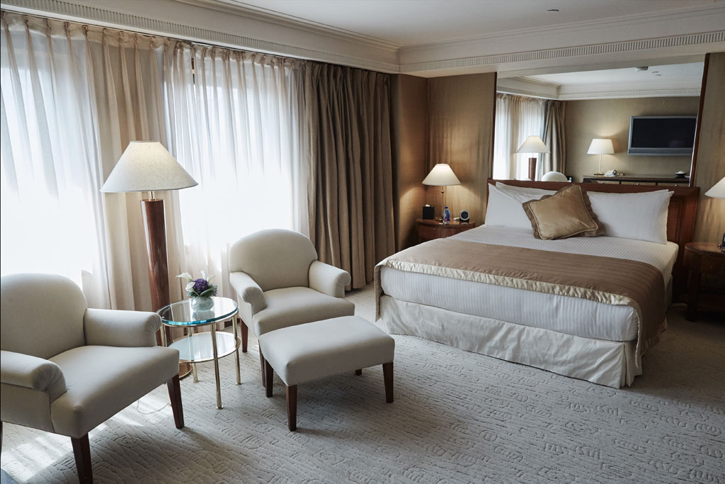 Executive Suite 2 at The Kitano Hotel New York Hotel