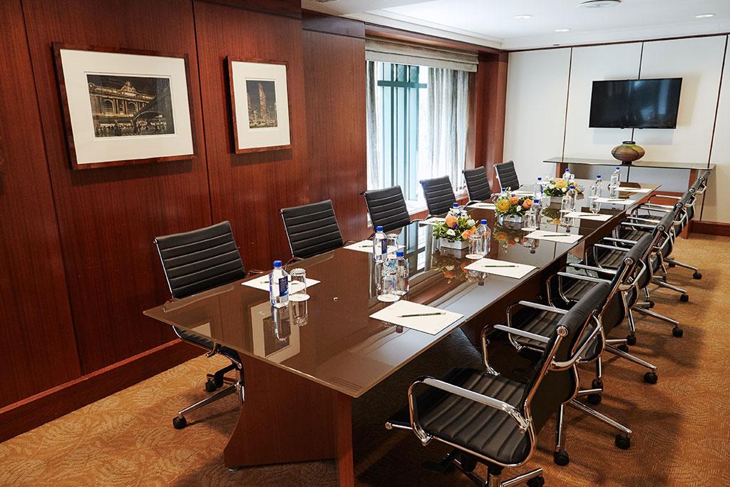 Meetings at The Kitano Hotel New York Hotel