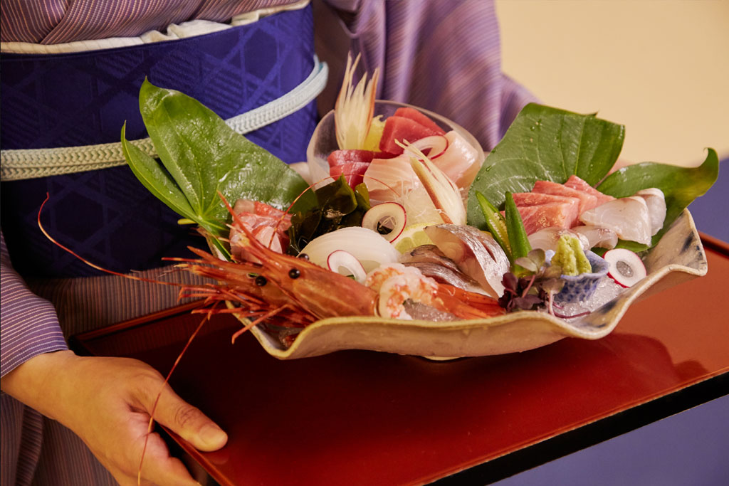 The Kitano Hotel New York Hakubai Japanese Restaurant