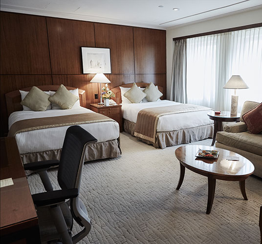 Executive Suite 3 in Hotel The Kitano Hotel New York