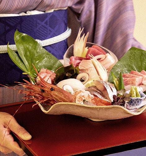 Hakubai Japanese Restaurant of The Kitano Hotel New York Hotel