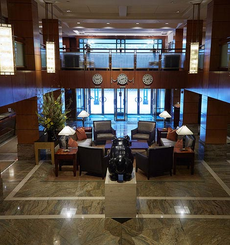 Personalized Customer Service at The Kitano Hotel New York Hotel